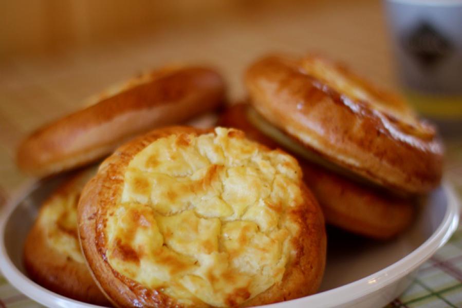 Шанежки с картофелем рецепт с фото